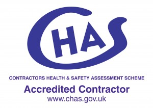 Chas Accredited Contractor