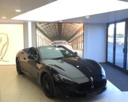 Ferrari Maserati Nottingham