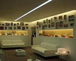 Tapper Interiors - FerrariInternal Refurbishment