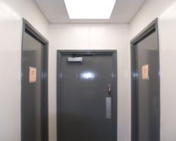 Tapper Interiors- Ford, Southampton Showroom refurbishment