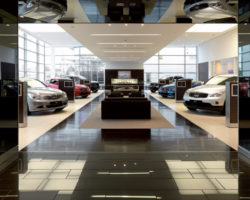 Tapper Interior - Infiniti Reading internal fit out