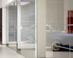 Tapper Interior Infiniti Reading internal fit out