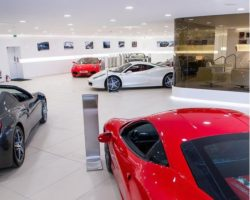 Tapper Interios - Maranello, Interior and exterior fit-out