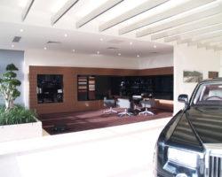 Tapper Interiors Rolls Royce